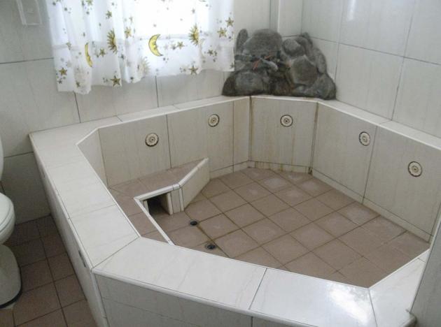 家庭湯池房 3