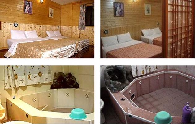 家庭湯池房 6